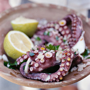 marinated-octopus