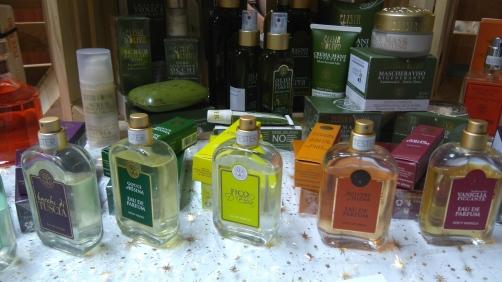 Fot. Slow Fix, Perfumy Erbario Toscano
