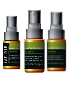 Perfumy naturalne, Salvation, Latoille 5