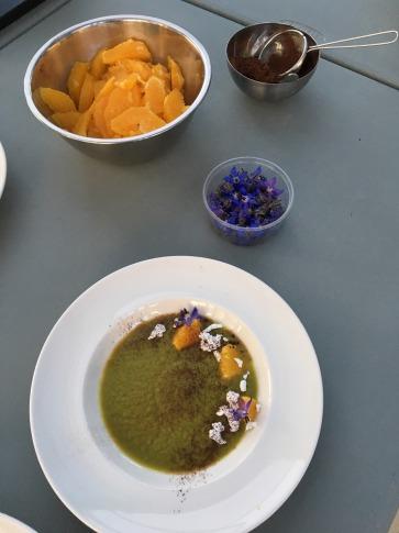 Warsztaty kulinarne, Villa Intrata