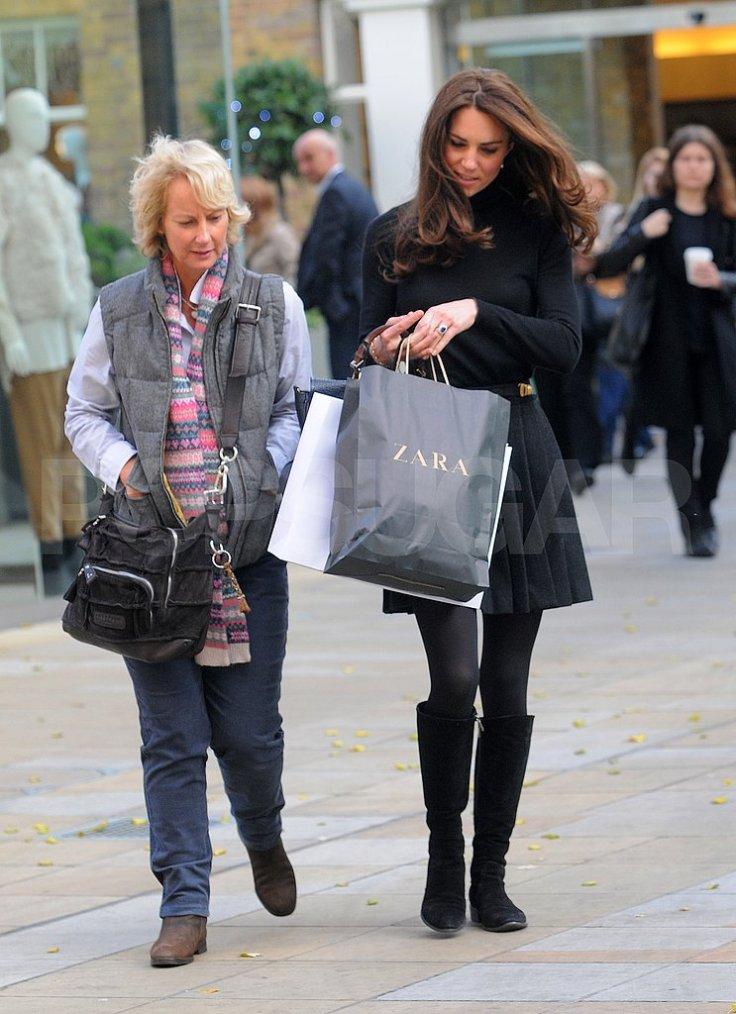 Kate-Middleton-Shopping-Zara-Pictures