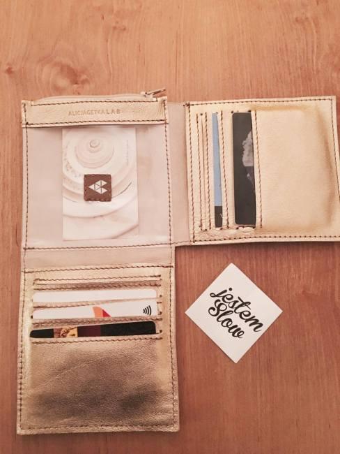 Alicja Getka Lab, Targi Slow Fashion, fot. Slow Fix Blog
