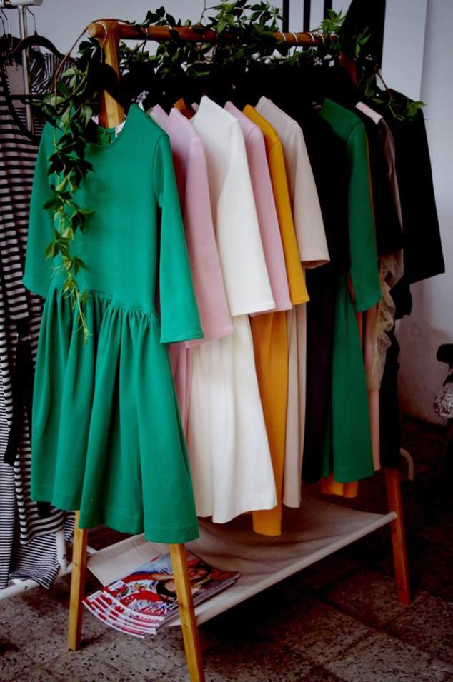 Slow Fix Blog, Targi Slow Fashion fot. Drimi