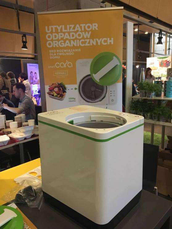 Smart Cara, Targi Zero Waste, Slow Fix Blog