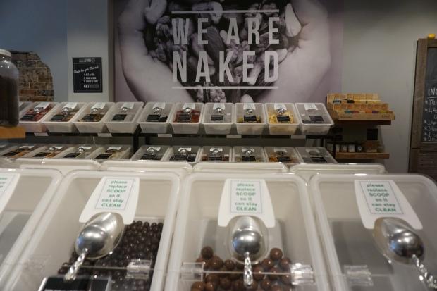 Naked Food, fot. Ania Baranek dla Slow Fix Blog